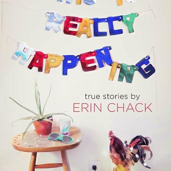 This Is Really Happening Hardcover – April 25, 2017