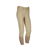 Alexus Knee Patch Breeches by SmartPak - Knee Patch Breeches from SmartPak Equine