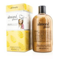 Philosophy Almond Glazed Shampoo, Shower Gel & Bubble Bath
