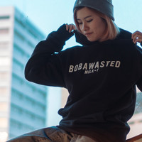 #Bobawasted Hoodie from MILK+T
