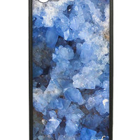 Crystal Blue iPhone 5/5s Case