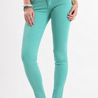 Bullhead Black Solid Colored Skinny Jeans at PacSun.com