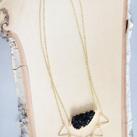 Dreaming Druzy Necklace