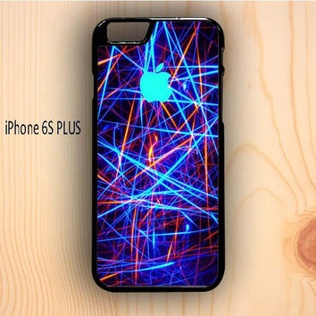 Dream colorful Abstract Lights iPhone 6S Plus Case