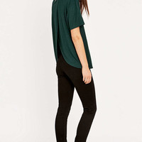Light Before Dark Apron Back T-shirt - Urban Outfitters