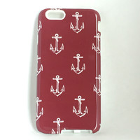 Nautical Anchor IPhone 6 Case