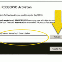 RegSERVO License Key [Crack + Activation Key]