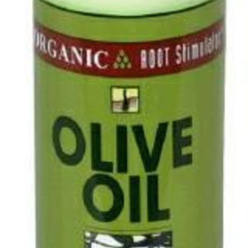 organic root stimulator olive oil moisturizer hair lotion Case of 12