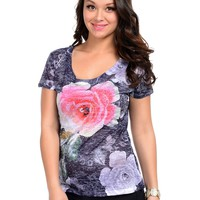 Rose top size Small