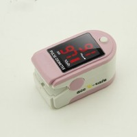 Contec Medical Systems 50DL Finger Pulse Oximeter, Pink