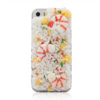 3D Fried Rice iPhone case 6/5/5s