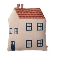 Giant House Cushion - Donna Wilson