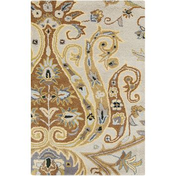 Surya Floor Coverings - A165 Ancient Treasures 2' x 3' Area Rug