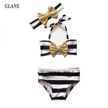 SAIL Girl's & Baby Swimsuit
