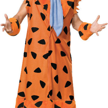 the flintstones fred flintstone deluxe adult