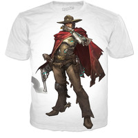 Overwatch McCree T-shirt