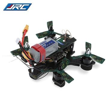 Original JJRC JJPRO-P130 Battler 130mm 5.8G FPV 800TVL 2.4GHz 6CH RC Racing Quadcopter - RTF