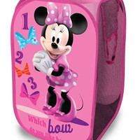 Disney Minnie Mouse Pop Up Hamper