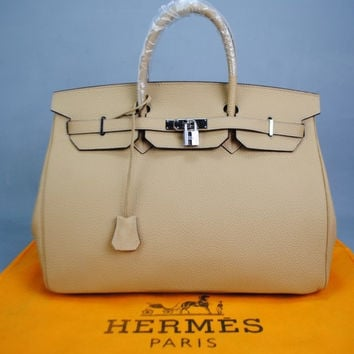 Hermes Birkin Ladies Bag Damentasche Pre-Owned Like New Free DHL Shipping