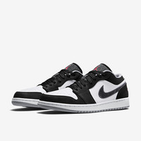 The Air Jordan 1 Low Men's Shoe.