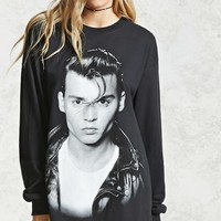 Cry Baby Johnny Depp Tee