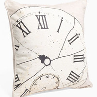 C & F 'Clock' Pillow | Nordstrom