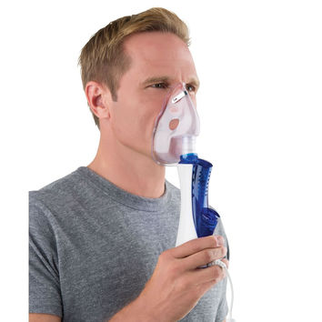 The Best Personal Steam Inhaler - Hammacher Schlemmer