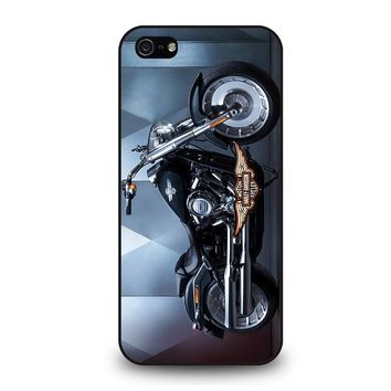 HARLEY DAVIDSON FATBOY iPhone 5 / 5S / SE Case Cover