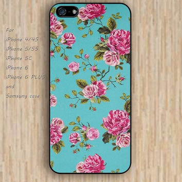 iPhone 6 case dream colorful flowers iphone case,ipod case,samsung galaxy case available plastic rubber case waterproof B150