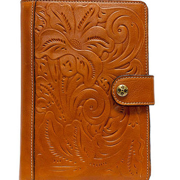 Patricia Nash Chieti Tooled Journal | Dillards