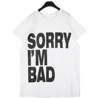 T-shirt - I Am Bad - T-shirts & Tanks - Women - Modekungen - Fashion Online | Clothing, Shoes & Accessories