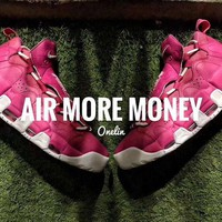 """Nike Air More Uptempo Money """"Pink"""" Sneaker"""