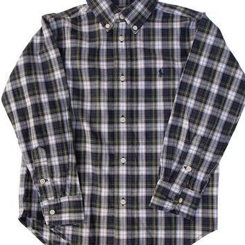 Tartan Shirt by Ralph Lauren POLO