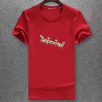 Trendsetter Supreme  Women Man Fashion Simple Shirt Top Tee