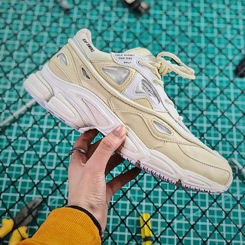 Raf Simons x adidas Ozweego 2 Bunny Cream Sneakers - Best Online Sale
