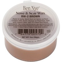 Ben Nye Nose & Scar Wax Brown - Scar & Wound FX - FX On-Set - Special FX Frends Beauty Supply