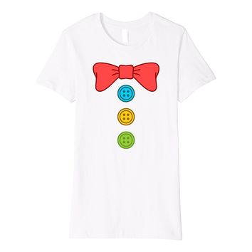 Clown Halloween Costume T-Shirt
