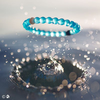 Lokai Bracelet for a balanced life - Blue
