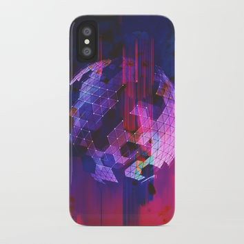 Powerful Defeat iPhone Case by duckyb
