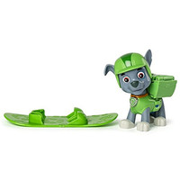 Paw Patrol Winter Rescues Action Pack Pup, Snowboard Rocky