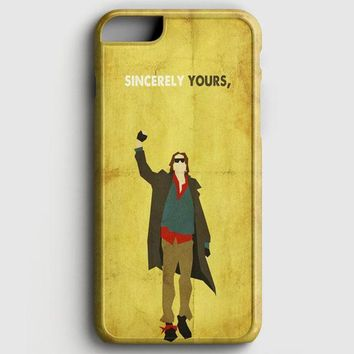 The Breakfast Club Sincerely Yours iPhone 6 Plus/6S Plus Case | casescraft