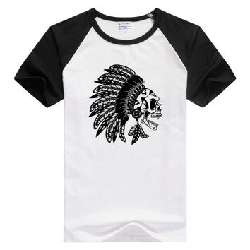 Skull & Headdress T-shirt