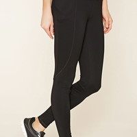 Active Colorblocked Leggings | Forever 21 - 2000176875