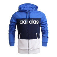 Original  Adidas CT men's jackets  Hoodie Sportswear