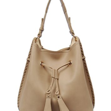 Sadie Jean Purse in Summer Taupe