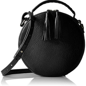 Crossbody  Circle Bag
