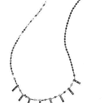 Lana Jewelry 'Reckless' Mini Bar Station Necklace | Nordstrom