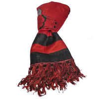 Chicago Bulls NBA Fashion Team Scarf