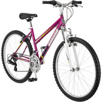 "Walmart: Roadmaster Granite Peak 26"" Women's Mountain Bike, Magenta"