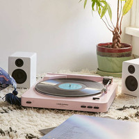 Audio-Technica X UO AT-LP60 Pink Vinyl Record Player - Urban Outfitters